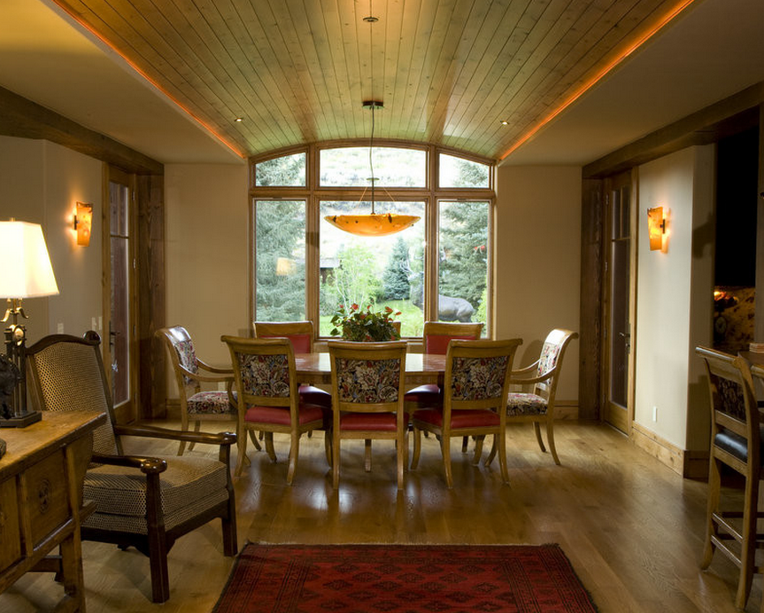 Dinning Room rectangle