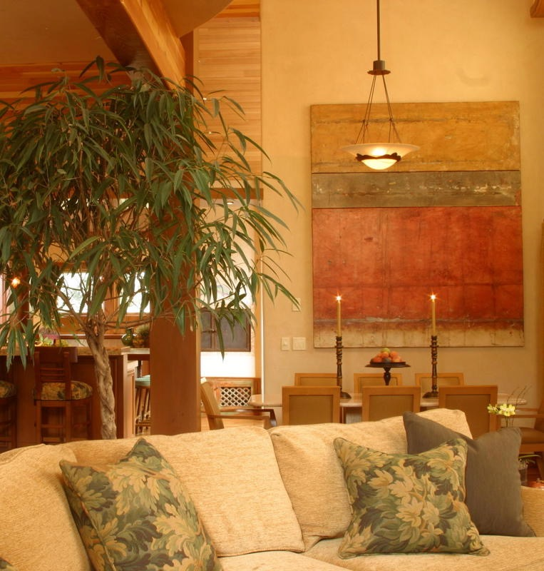 Living area 13