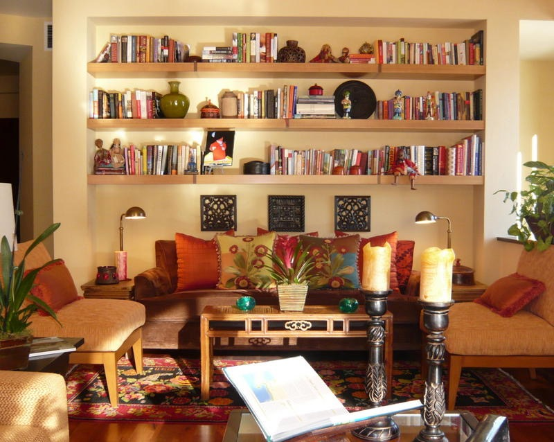Living area 17