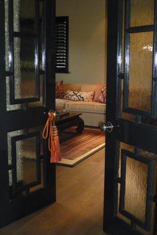 Living area 18
