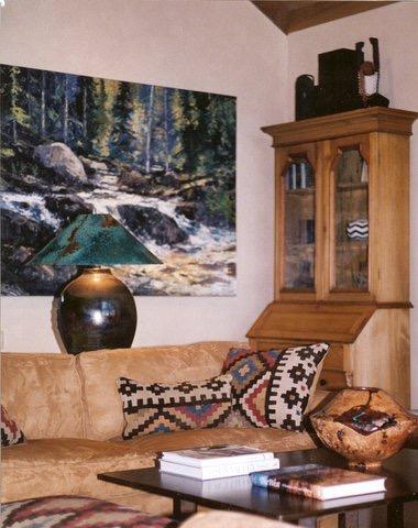 Living area 19